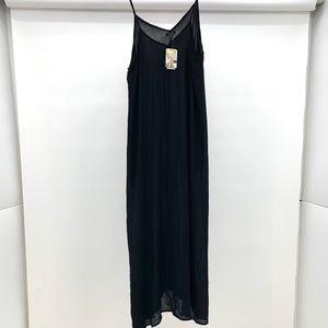 Raviya Black Swim Cover-Up Dress NEW 0X